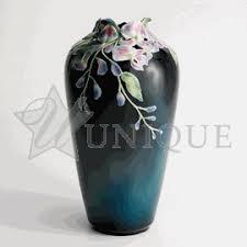 Franz Vase Franz Porcelain Purple Wisteria Flower Vase Unique Gifts