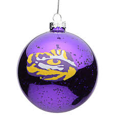 lsu holiday décor tigers ornaments the official store of the sec