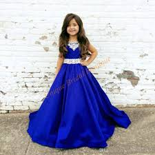 pageant dresses for teens 2017 new arrival with beaded neck and