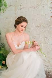 Summer Wedding Dresses Spaghetti Straps A Line Summer Light Satin And Tulle Wedding Dress