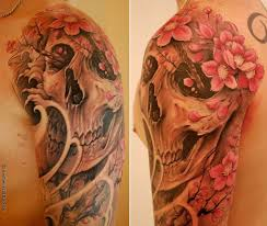 japanese skull tattoos 2017 tattoos designs and collection