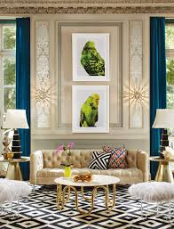 designing a glamorous living room for your beloved residence