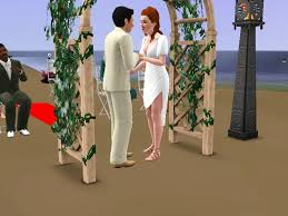 wedding arches sims 3 sims 3 generations weddings the sims 3 reviews