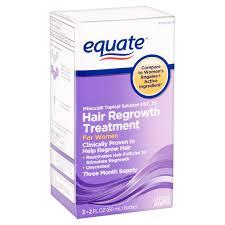 Does Diabetes Cause Hair Loss Equate Women U0027s Treatment For Hair Loss U0026 Hair Thinning Hair