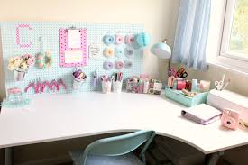 Girly Office Desk Accessories 16 Girly Office Desk Accessories Desk Makeover Amp Hacks