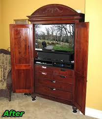 Jewelry Armoire Cherry Jewelry Armoire Vanity Pioneer Tv Antique Wardrobe Closet