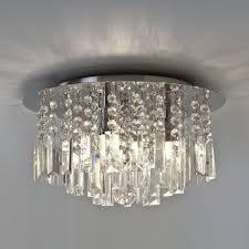 Astro Bathroom Lights Astro Lighting Evros 3 Light Bathroom Ceiling Fitting In