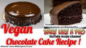 mini vegan chocolate cake recipe by bakelikeapro youtube