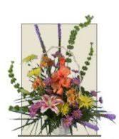 Traditional Funeral Flower - tips for sending funeral flowers flower shop network