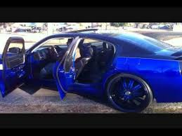 kandy cobalt blue charger on color match 24s youtube
