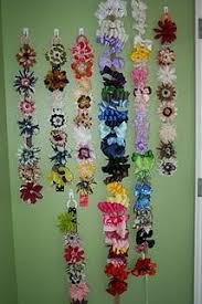 cheap hair bows i actually organize the bows for my like this for vacation
