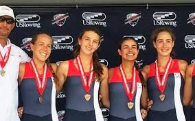 miami rowing club does well at us youth championships miami herald