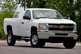 used 2013 chevrolet silverado 2500hd regular cab pricing for