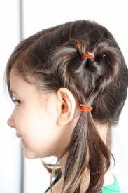 Little Girls Ponytail Hairstyles by 40 Best Haircuts Images On Pinterest Hairstyles Little