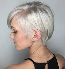 long choppy haircuts with side shaved 40 short summer haircuts for women with fine hair shaved bob side