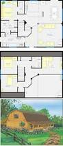 small cabin floor plans with loft bedrooms overwhelming small cabin plans with loft and porch
