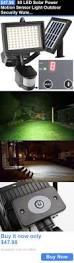 Solar Security Motion Sensor Light by Farm And Garden Outdoor Lighting Solar Powered Motion Sensor