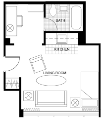 studio apartment floor plan design u2013 home interior plans ideas