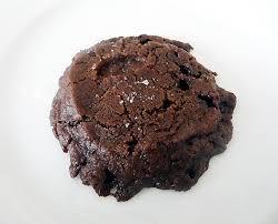 salted chocolate shortbread cookies brown eyed baker
