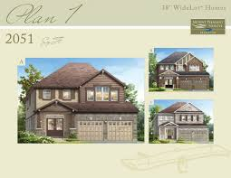 mattamy homes plan 6 home plans