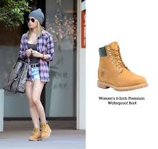 s yellow boots spotted highschoolmusical grad ashleytisdale is grunge glam in
