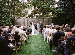 surprise wedding at the anderson house in washington dc
