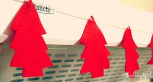 Easy Diy Christmas Tree Garland