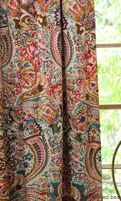 Patterned Curtains And Drapes Equestrian Decor Archives Simplified Bee