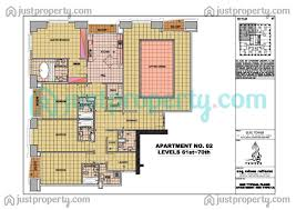 schematic floor plan elite residence version 1 floor plans justproperty com
