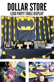 batman party ideas do it yourself divas diy lego batman birthday party