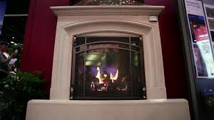two sided fireplace video hgtv