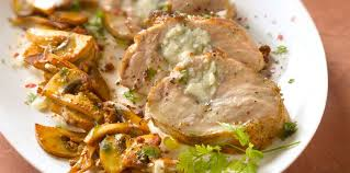 cuisine filet mignon de porc filet mignon au fromage facile recette sur cuisine actuelle
