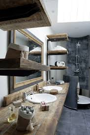 Rustic Bathroom Furniture Rustic Wood Bathroom Furniture Bathroom Designs