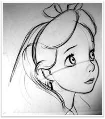alice disney u0027s alice wonderland love sketches