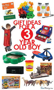 gift ideas for 3 year boys gift and birthdays