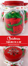 christmas cupcake in a jar two sisters crafting