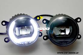 swdrl led drl fog light for dacia land rover suzuki peugeot
