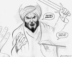 Fuck Off Jesus Memes - totenhenchen cartoons free speech and cowardice