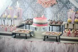 pink and gray baby shower karaspartyideas wp content uploads 2013 05 602