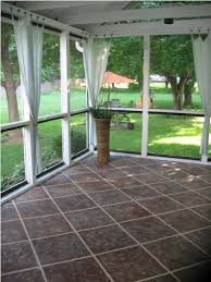 screen porch with knee wall for the home pinterest knee