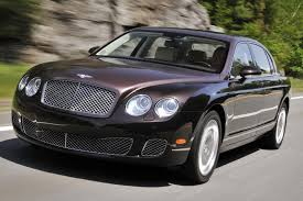 bentley flying spur exterior 2013 bentley continental flying spur information and photos