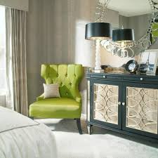 Gold And Silver Bedroom by Living Areas Feature Mirrors And Silver Gold And Bronze Accents
