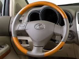 lexus 2006 rx330 2006 lexus rx330 steering wheel interior photo automotive com