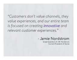 customers don u0027t value channels they