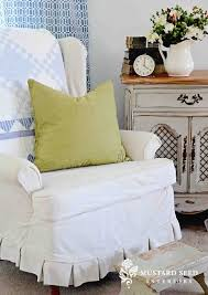 slipcover tutorial for chairs 163 best slipcovers diy tutorials images on