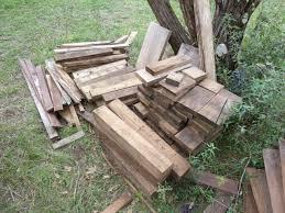 scrap lumber not dabbling in normal