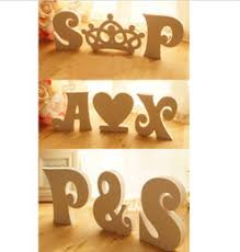 10x1 5cm thick wood wooden letters alphabet diy bridal discount wooden alphabets letters 2018 wooden alphabets letters on