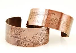 copper bangle bracelet images 13 nice examples of copper bracelet designs mostbeautifulthings jpg