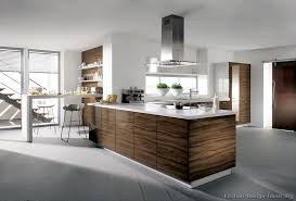 Dark Cabinets Kitchen Ideas Modern Dark Wood Kitchen Cabinets Tt194 Alno Com Kitchen Design