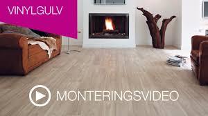 Norge Laminate Flooring Cutter Vinylgulv Youtube